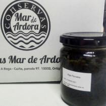 Alga percebe o codium 'al natural' en conserva.Tarro 120 g