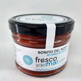 Bonito del norte en salsa de tomate (conserva artesanal)