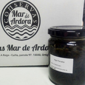 Alga percebe o codium 'al natural'-Tarro 120 g