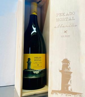 Albariño «Pekado Mortal» Premium 1,5L