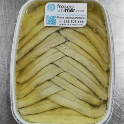 Boquerones del Cantábrico en vinagre 100gr.