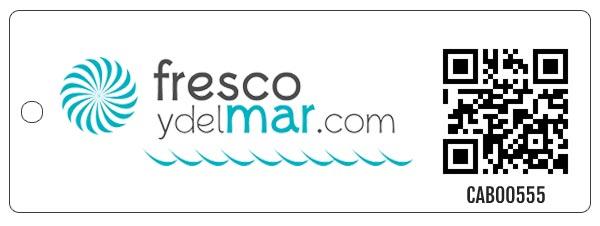etiquetado de marisco y pescado