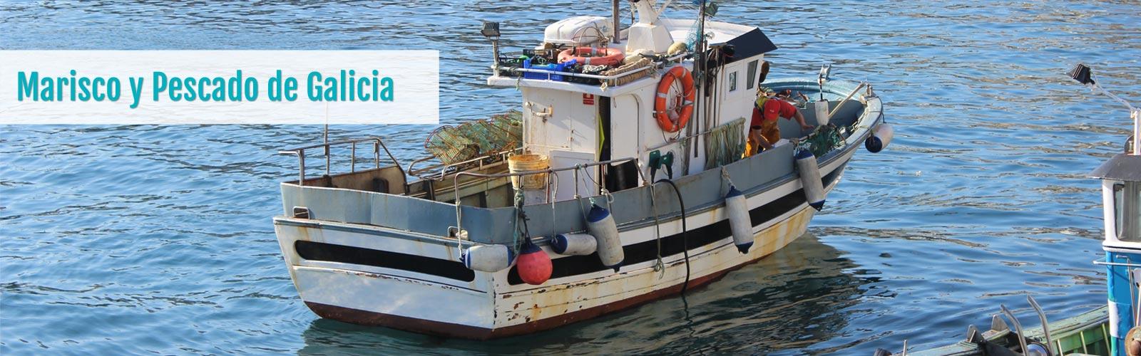 pescaderia online gallega