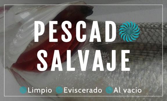 Comprar Pescado Fresco Salvaje Online